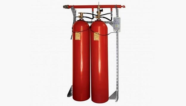 Автономні модулі пожежогасіння.