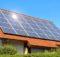 Встановлення сонячних батарей.