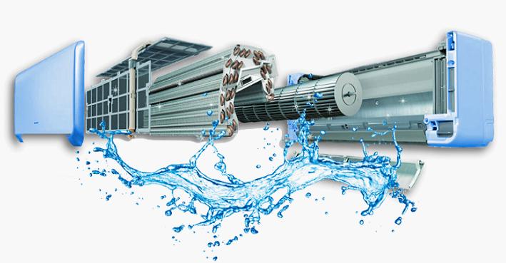 Чому із кондиціонера капає вода?