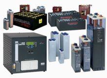 Акумулятори для сонячних батарей.