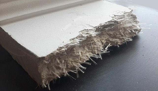Склофібробетон - характеристики, застосування в будівництві