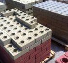 Лего-цегла, склад, характеристики