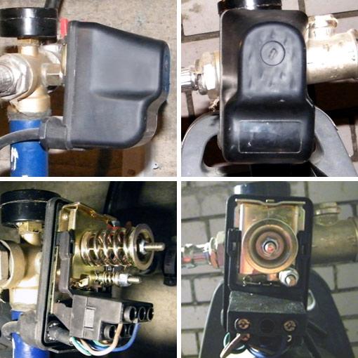Як відрегулювати тиск в насосній станції.