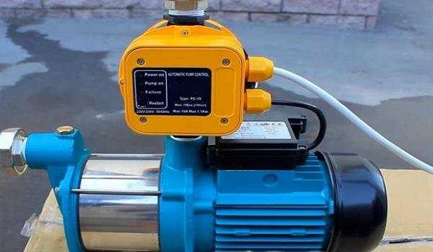 Як відрегулювати тиск в насосній станції?